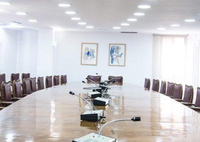 Sala comité, Cambra de comerç de lleida, lloguer d'espais