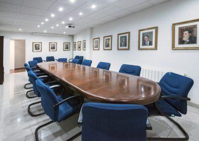 Sala presidencial, Cambra de comerç de lleida, lloguer d'espais