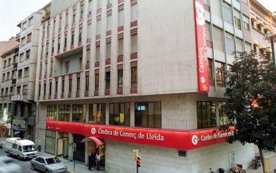 La Cambra de Comerç obre ajuts per valor de 600.000€ per a l'empresa lleidatana