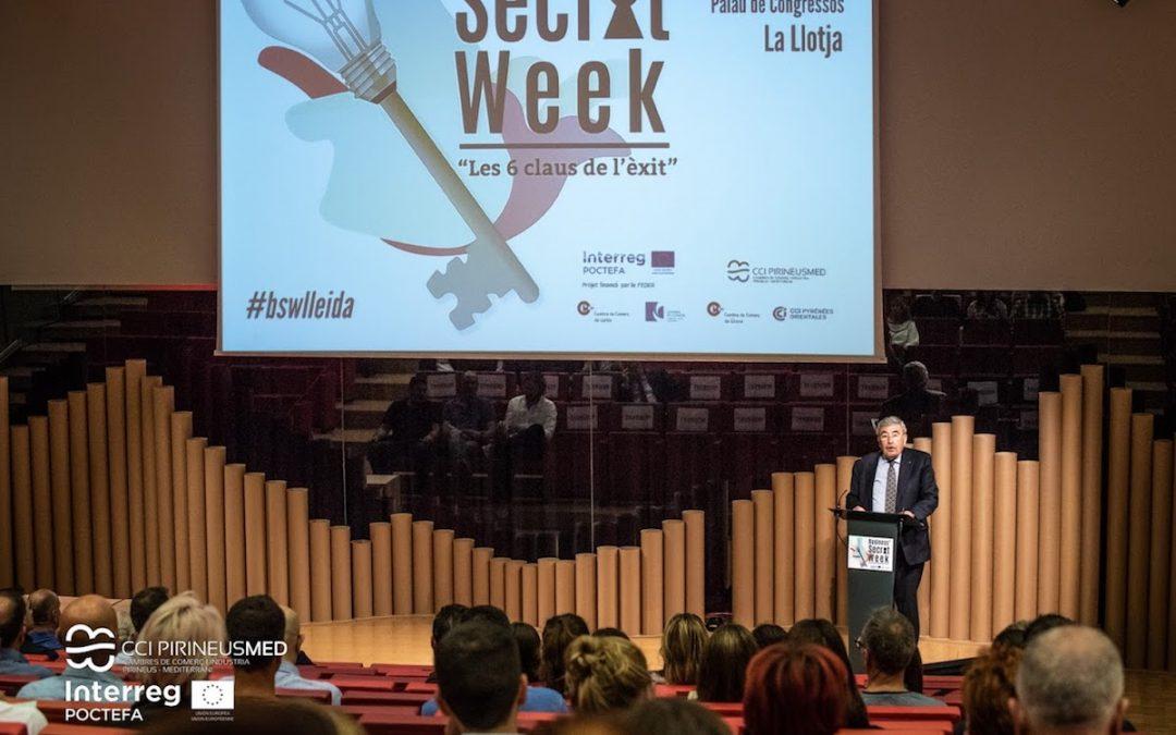 La gestió de l'equip i el bon l'ambient a l'empresa, garantia de l'èxit empresarial. Business Secret Week