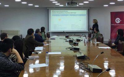 La Cambra organitza una jornada sobre les oportunitats de negoci que ofereix el mercat de Corea del sud