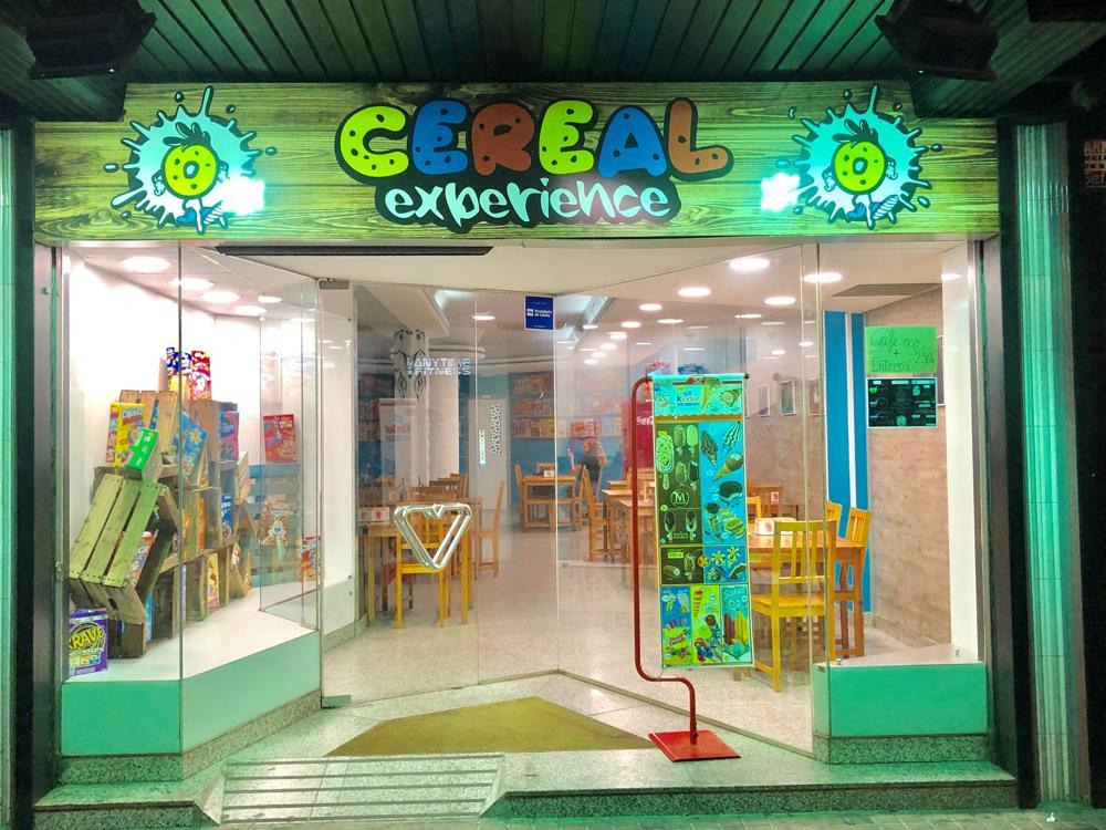 TRASPÀS – Bar/Cafeteria especialitzada en Cereals