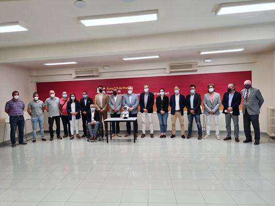 Lleida estrena el laboratori LAB 5G de l'Àrea 5G de Ponent, ubicat a la Cambra de Comerç de Lleida
