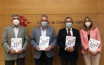 El sector agroalimentari ha permès una reactivació ràpida de l'economia de Lleida de la mà de les exportacions